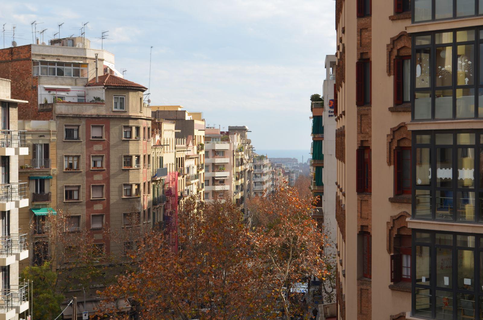 Piso en Castillejos Barrio de Sagrada Familia Barcelona Despues 029